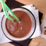 Healthy, Nutritious and Raw Chocolate Shake