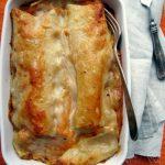 Butternut Squash-Leek Lasagna