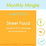 Monthly Mingle Streetfood