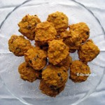 Butternut Squash-Chocolate Oatmeal Cookies