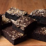 Coco-Cocoa Brownies from Emma Of The Poires Au Chocolat Blog