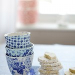 Pistachio & Vanilla Bean Shortbread Cookies From Aran Of Cannelle Et Vanille Blog