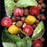 Hearty Roasted Vegetables