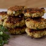 Quinoa Patties And Picnic In Szentendre