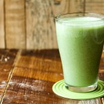 Vegan Banana Green Smoothie