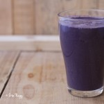 Vegan Blackberry Smoothie
